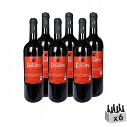 Diablerie - vin rouge Bio - Lot de 6x75cl