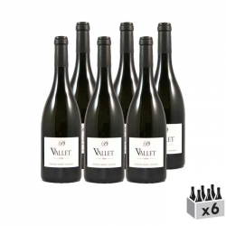 Vallet, muscadet bio - Lot de 6x75cl
