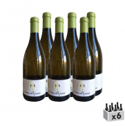 Coeur de raisin, vin blanc BIO - Lot de 6x75cl
