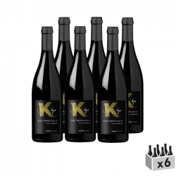 K'Lys, Vin rouge BIO - Lot de 6x75cl