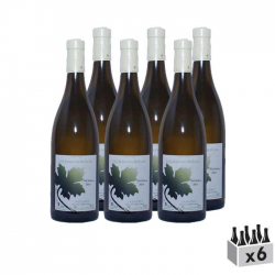 Sur le nez, Vin blanc Nature - Lot de 6x75cl