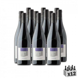 à la Source, vin rouge Bio - Lot de 12x75cl